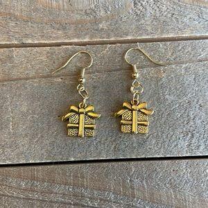3 for $25 Handmade Gold Present Earrings